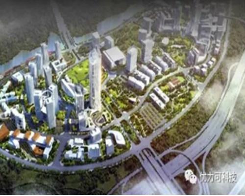 重庆仙桃数据谷