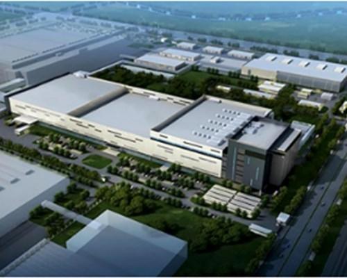 康宁合肥10.5代液晶玻璃工厂