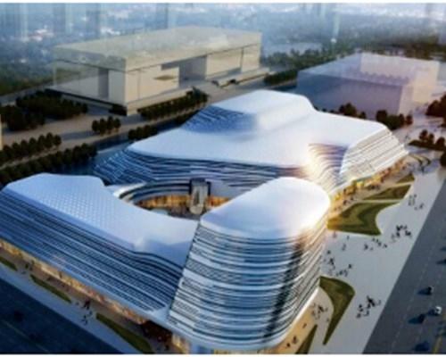 唐山东方南湖国际会展中心