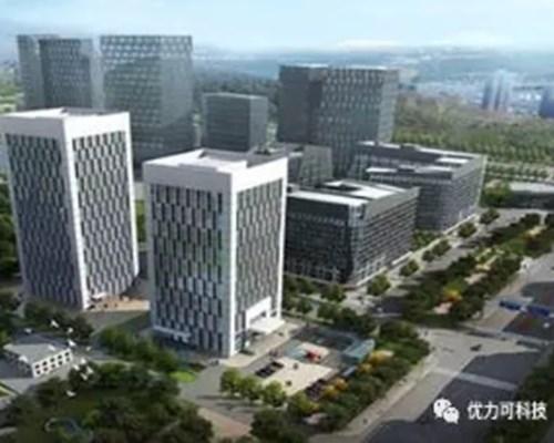 济南高新金融商务大厦