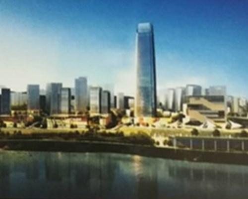 重庆 滨江新城综合管廊项目