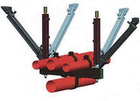 抗震支吊架的管道安装注意事项有哪些?