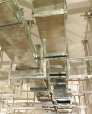 布置抗震支架抗震节点的方法