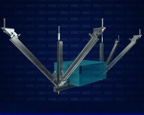 管道抗震支架制造装置的施工流程