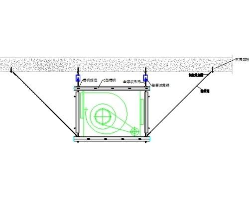 建筑抗震支吊架通用技术条件