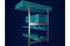 抗震支吊架的抗震斜撑的作用