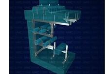 集成支吊架表面处理工艺及优势